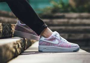 "Nike Air Force 1 Flyknit Low ""Multicolor""【今日信息】"