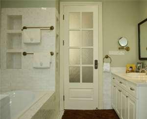 卫生间门宽度多少合适 卫生间门用什么材质好[新闻]