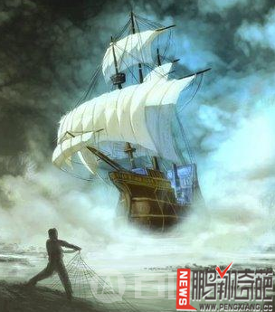 【图】世界10大著名的幽灵船 黑珍珠号掉榜
