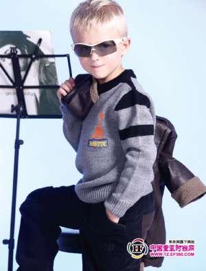 哈利·比蒂童装 自然时尚,真实自我  生活
