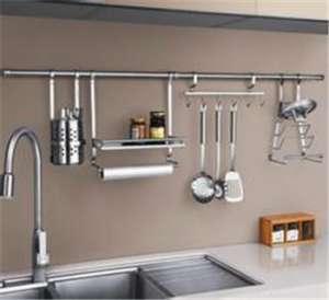 厨房挂件安装资讯生活