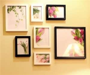 家装照片墙相框选购妙招  各区域照片墙如何巧妙排列资讯生活