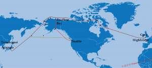 生活北极光纤项目将在八月开展海底勘测